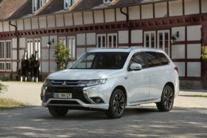 Mitsubishi Outlander PHEV Líder de ventas