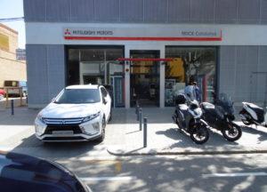 Gran éxito de la Feria O3D de Mitsubishi Catalunya