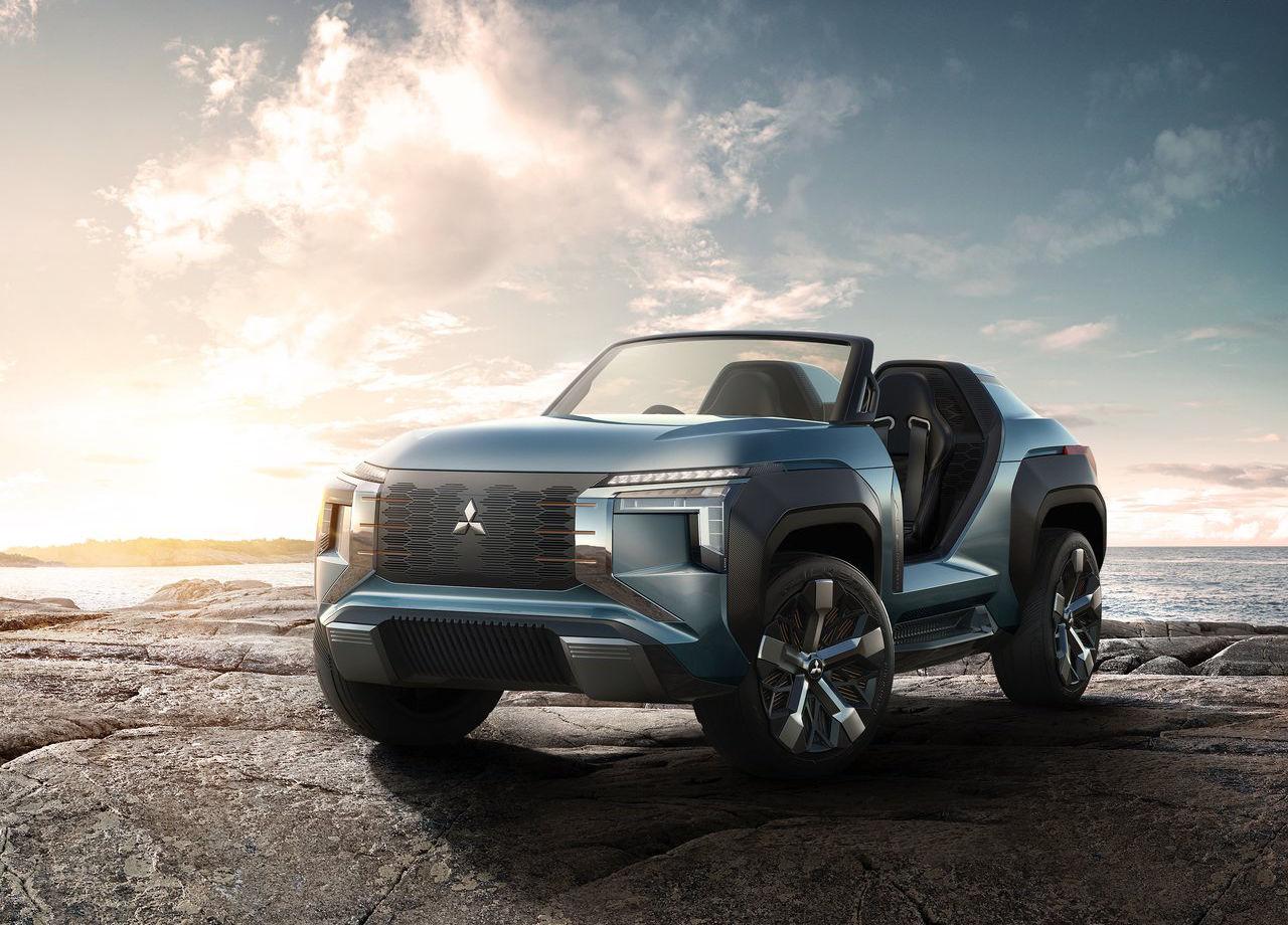 Cuatro novedades han marcado un año de éxito para Mitsubishi - Mitsubishi MI-Tech Concept