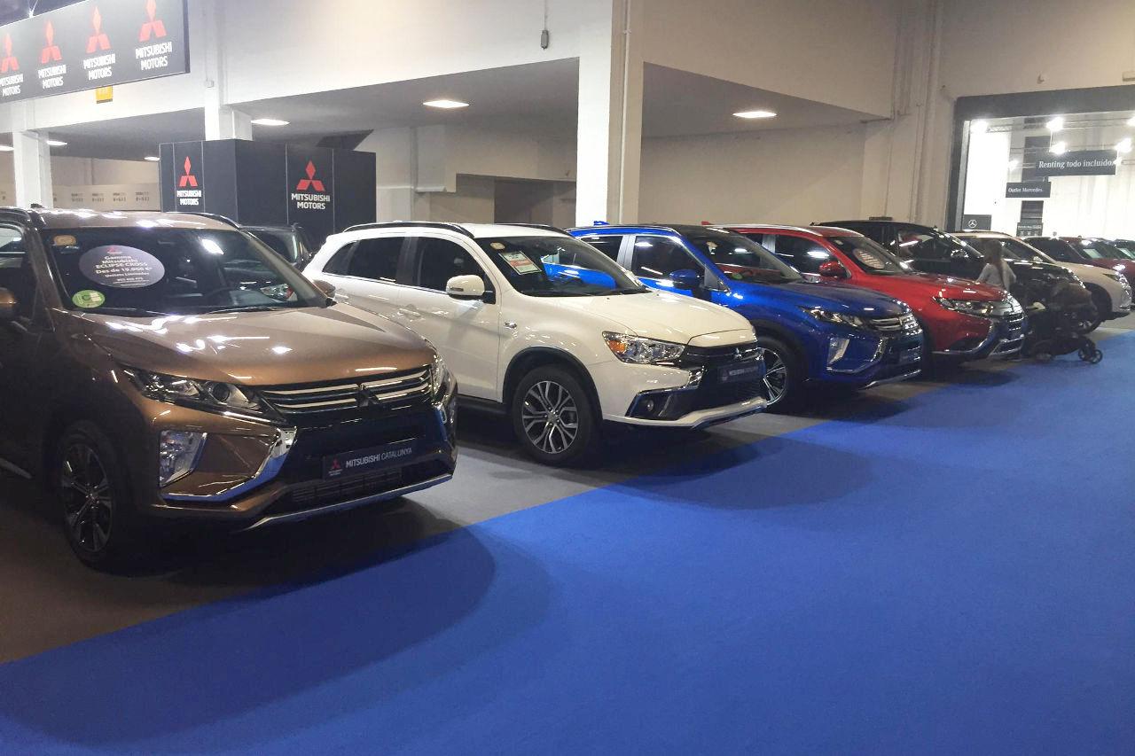 Las mejores ofertas de Mitsubishi Catalunya en el Salón Ocasión 2019