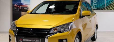 El nuevo Space Star ya ha llegado a Mitsubishi Catalunya