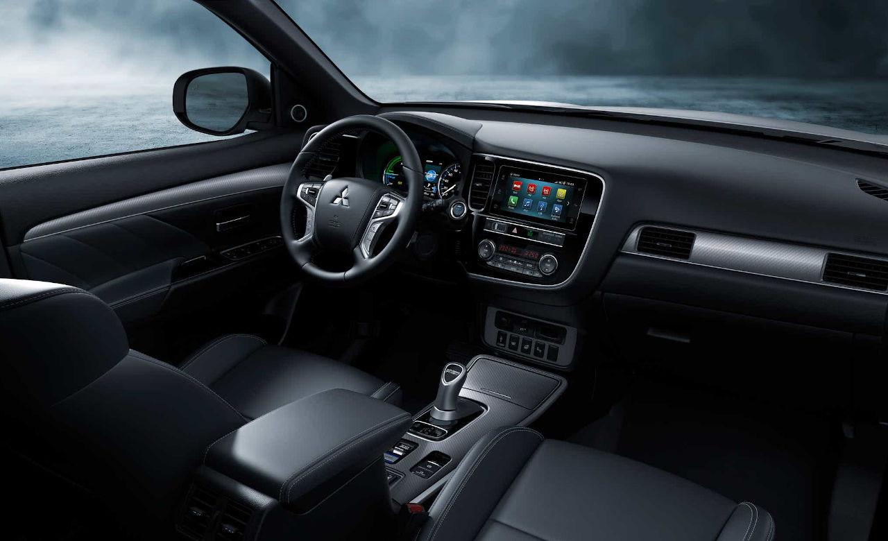 #ArrancamosDeNuevo con el Mitsubishi Outlander PHEV