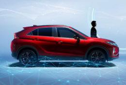 Mitsubishi Eclipse Cross Black Edition, más deportivo y conectado