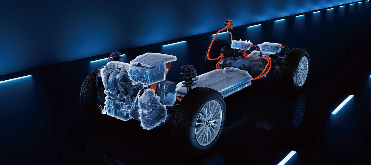 Mitsubishi: pioneros en la electrificación de vehículos