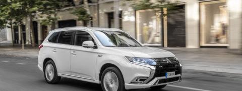 Ven a conocer el Mitsubishi Outlander PHEV