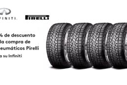 4x3 en neumáticos Pirelli