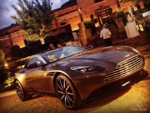 Nuevo Aston Martin DB11