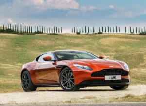 Nuevo Aston Martin DB11, el Gran Turismo perfecto
