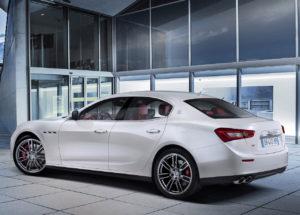 Maserati Ghibli, la berlina de lujo con más carácter