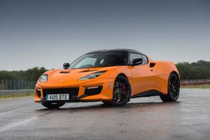 Lotus Evora 400, un deportivo extraordinario