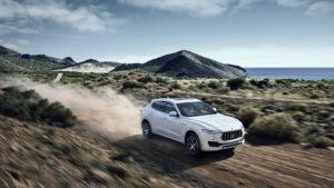 La exquisita tecnología del nuevo Maserati Levante