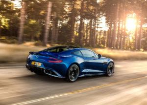 Los motores atmosféricos de Aston Martin, sensaciones inigualables