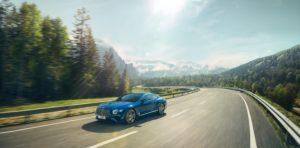 Presentación del nuevo Continental GT