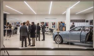 Opening Bentley Barcelona