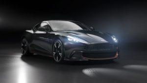 Ultimate de Aston Martin despide por todo lo alto al modelo Vanquish S