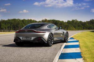 Aston Martin Vantage 2018: Un cambio radical
