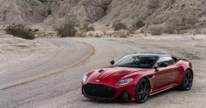 Primera toma de contacto con el Aston Martin DBS Superleggera