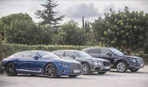 Bentley Test Drive en Valencia