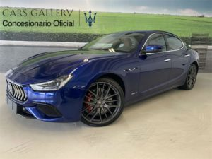 La ocasión del mes: Maserati Ghibli SQ4