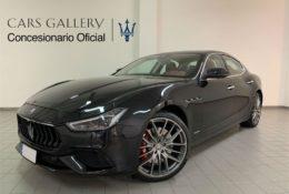 La ocasión del mes: Maserati Ghibli Diesel GranSport