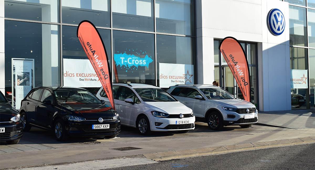 Dias exclusivos dasweltauto - vehículo ocasión Volkswagen
