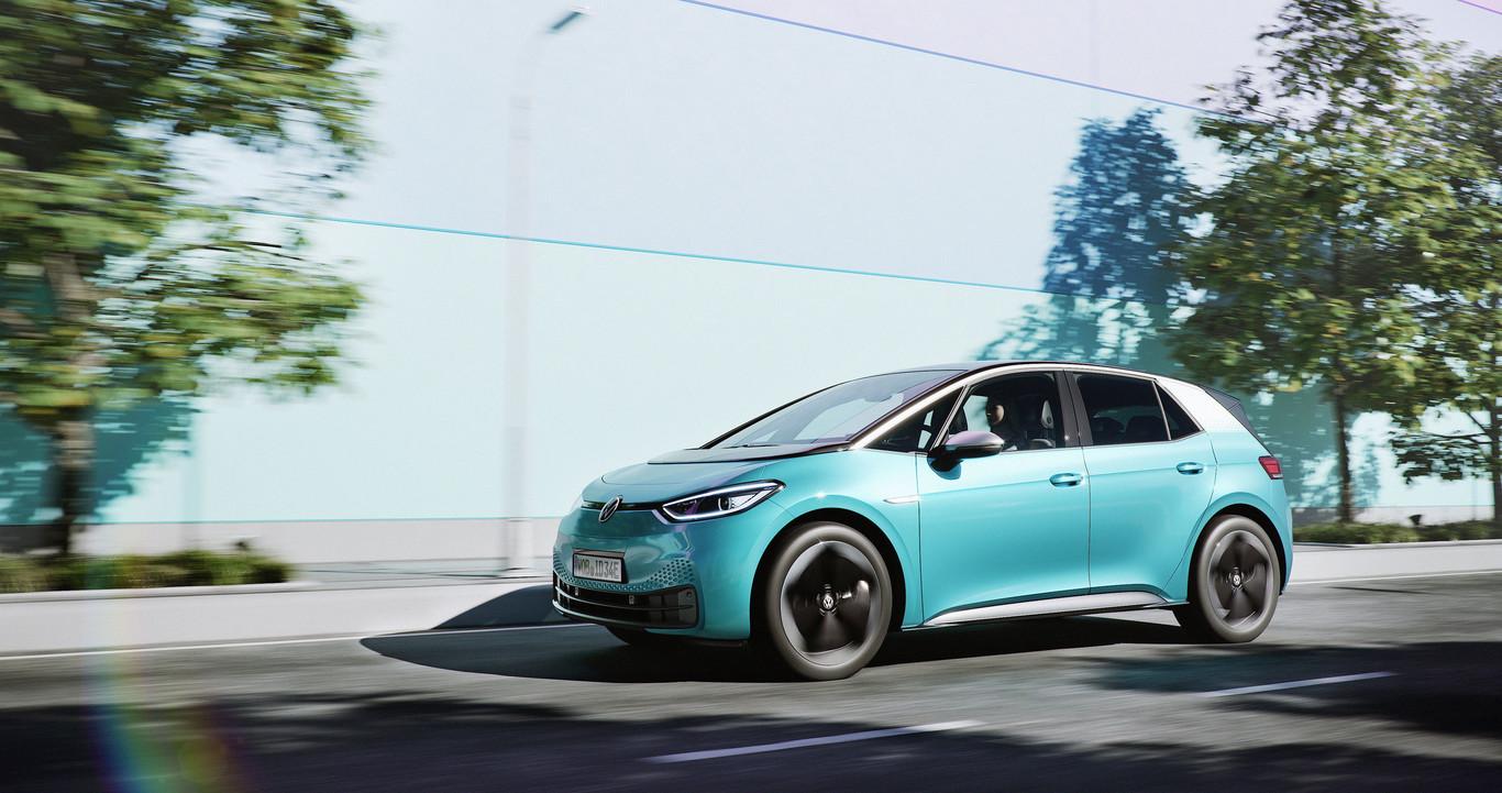 Volkswagen eléctricos y sonido