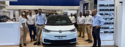 El nuevo Volkswagen ID.3 llega a concesionarios Marzá