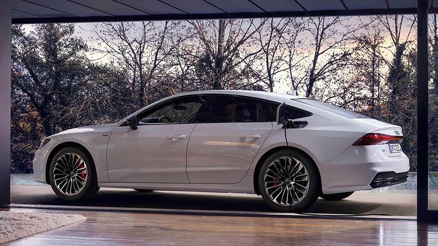Nuevo Audi A7 tfsi-e
