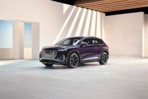 Nuevas experiencias de viaje con el Audi Q4 e-tron