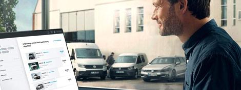 Financiación Volkswagen Comerciales