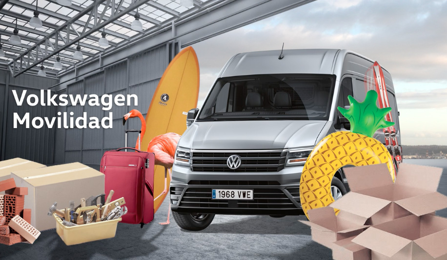 Servicio de movilidad Volkswagen