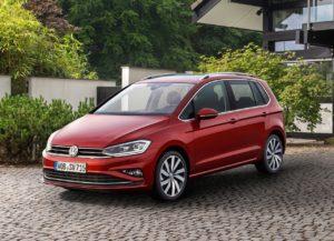 Nuevo Volkswagen Golf Sportsvan, el monovolumen se actualiza