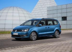 Volkswagen Sharan, un familiar para estar como en casa