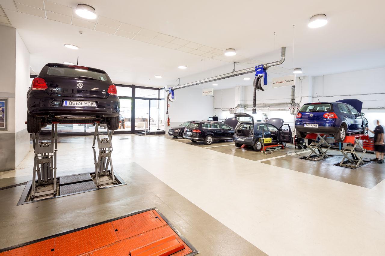 Motorsol Volkswagen - Digitalización de la post-venta