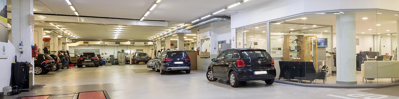 Volkswagen en Sarrià