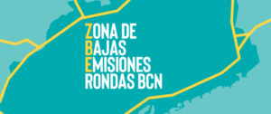 Informaciones sobre la Zona de Bajas Emisiones de Barcelona