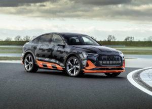 Audi e-tron S Sportback: presentada la gama eléctrica más deportiva