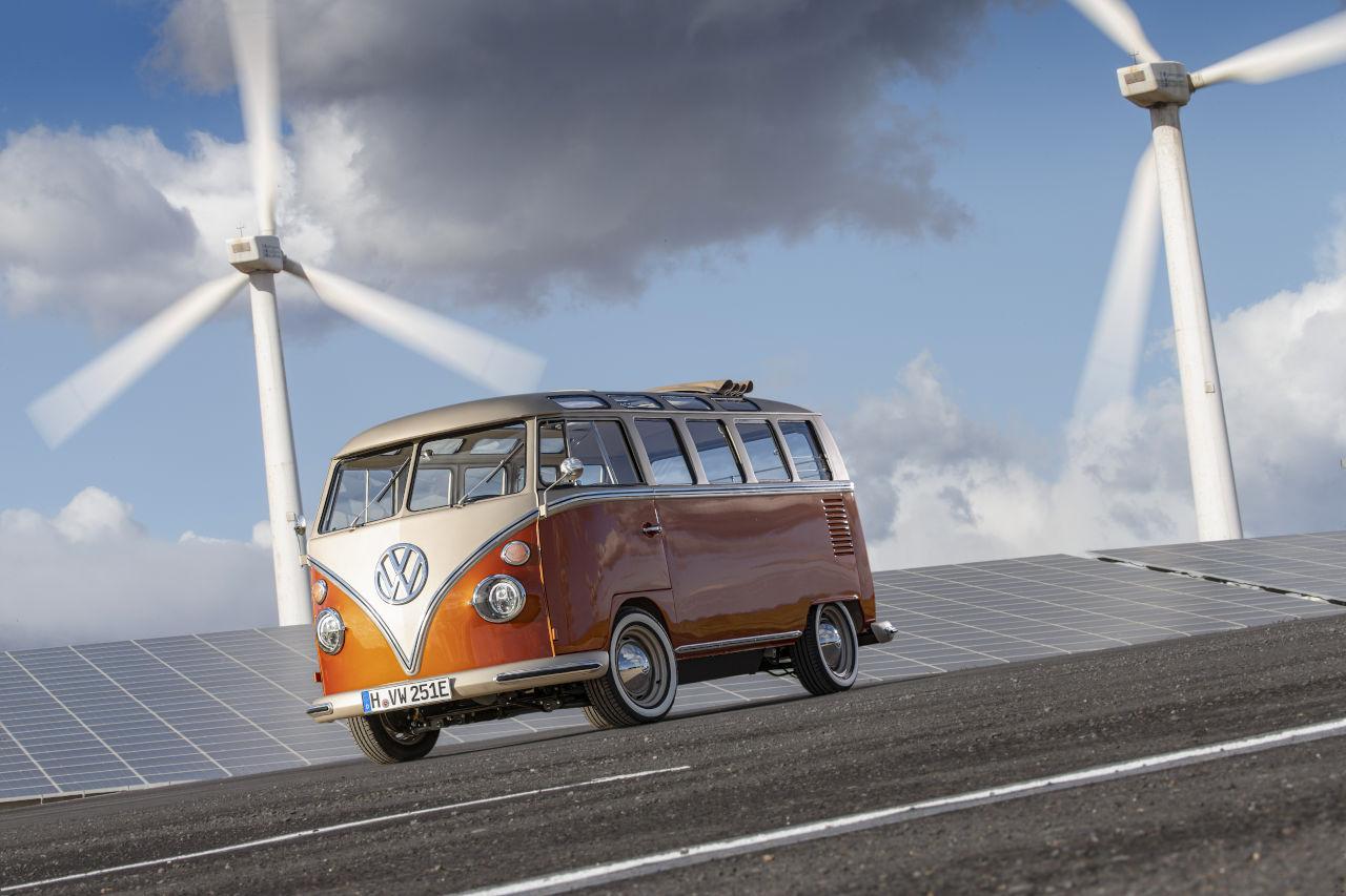 Nuevo Volkswagen e-BULLI, un clásico de alta gama