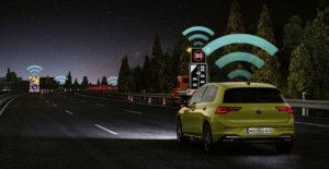 Car2X y otras tecnologías únicas de Volkswagen