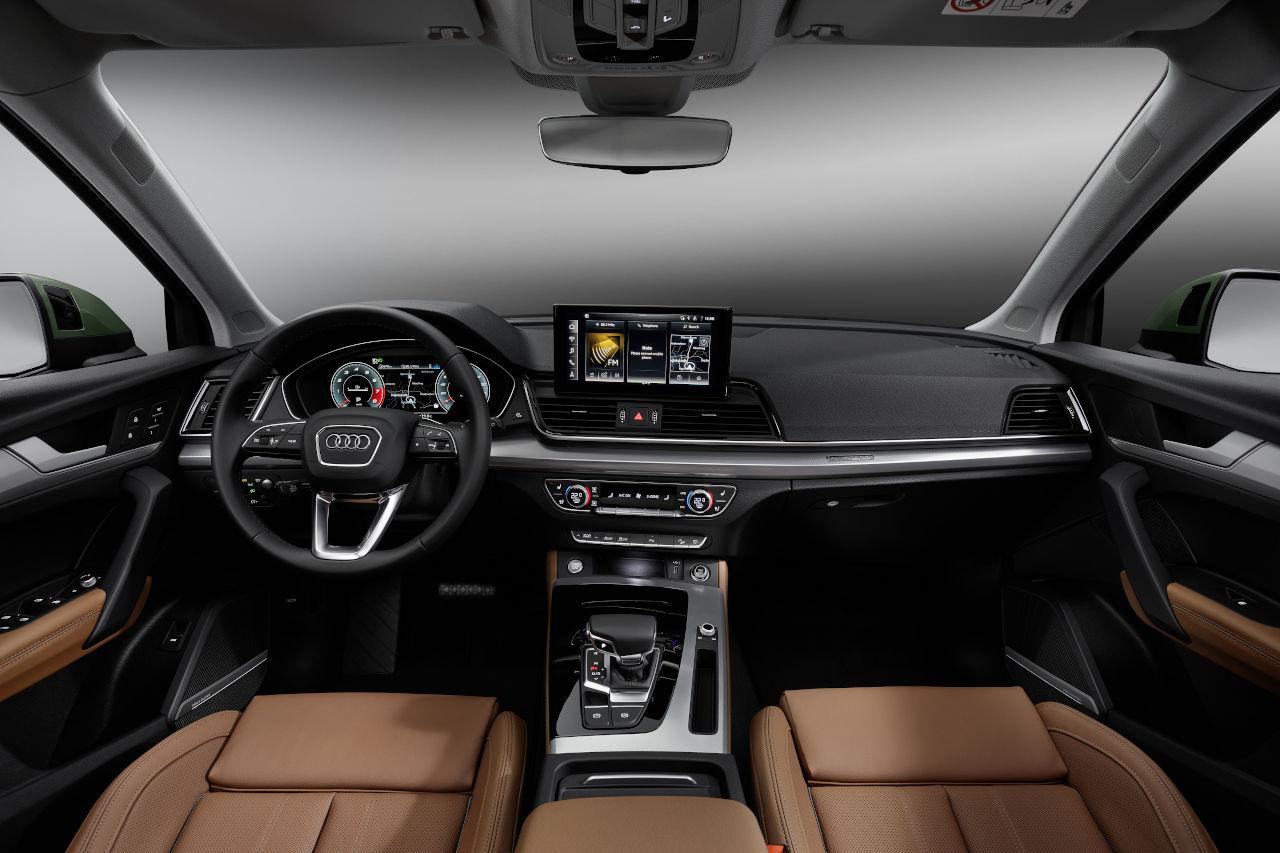 Nuevo Audi Q5, el superventas se actualiza