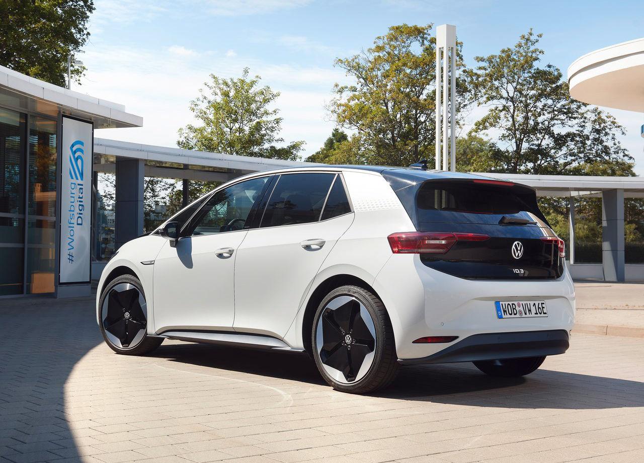 Récord de autonomía para el Volkswagen ID.3: 531 kilómetros con una sola carga