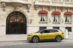 ID.4: el primer SUV 100% eléctrico de Volkswagen exhibe versatilidad y tecnología