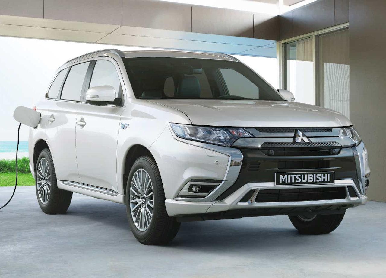 Récord de ventas del Mitsubishi Outlander PHEV
