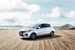 Mitsubishi Space Star: eficiencia, bajas emisiones y seguridad
