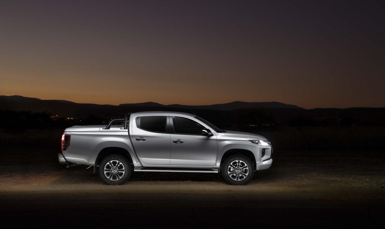 Por qué tiene tanto éxito el pickup Mitsubishi L200