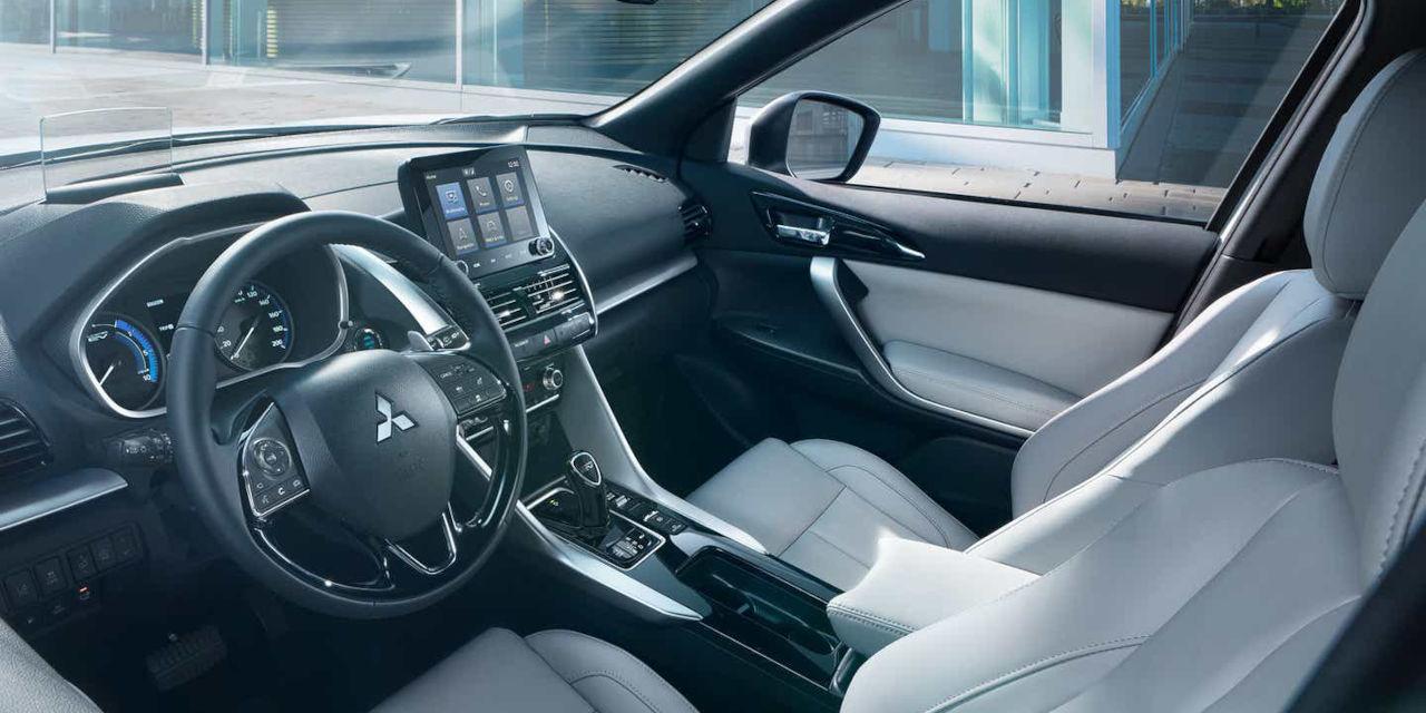 Todos los detalles del nuevo Mitsubishi Eclipse Cross PHEV