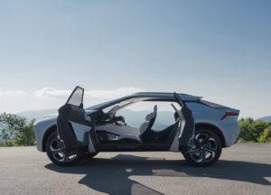 Cuatro concept cars de Mitsubishi con tracción 4x4