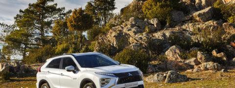 Tecnología PHEV del Mitsubishi Eclipse Cross, excelencia de conducción y refinamiento
