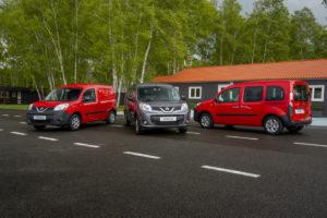 Nueva Nissan NV250, una furgoneta muy personalizable