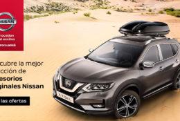 Ofertas en Accesorios Originales Nissan